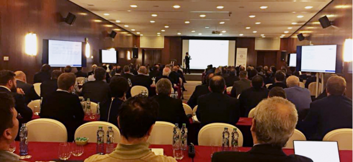 Group PLAURUM presented its vision for the future development of the precious metals market at the Prague Conference IPMI 2017
